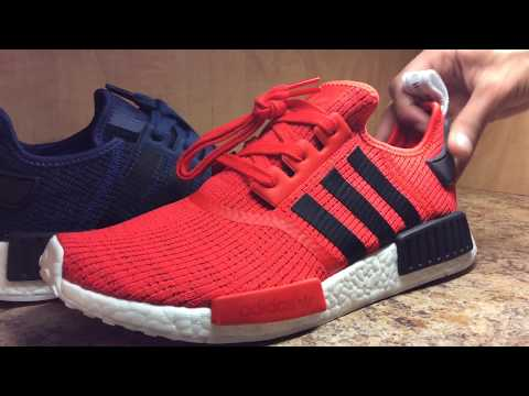 VERY CLEAN ADIDAS NMD'S STEAL PICKUPS!! AFFORDABLE & COMFORTABLE.