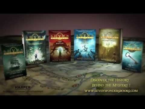 The Seven Wonders Series by Peter Lerangis | Official Book Trailer