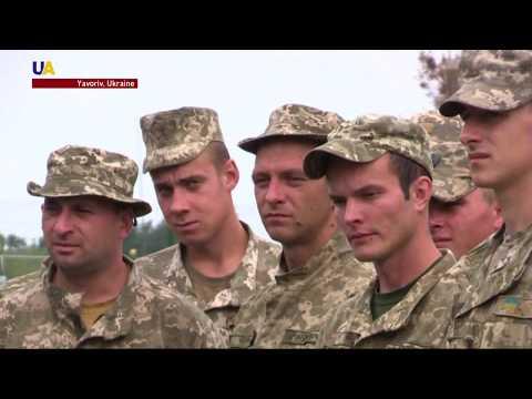 Ukraine Hosts NATO-Standard Rapid Trident 2017 Military Drills