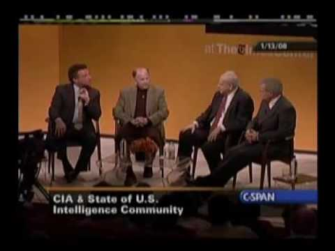 Is the U.S. Intelligence Community Effective? Former CIA Official (2008)