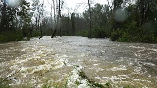 Fayetteville Area & Cape Fear River: Damage and Flooding From FLORENCE
