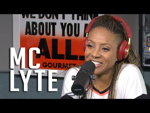 MC Lyte talks marriage, kids, female MCs & rap beef!