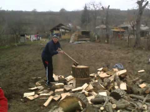 sababei la crapat lemne