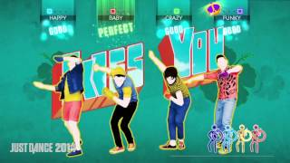 One Direction - Kiss You | Just Dance 2014 | Gameplay [UK]