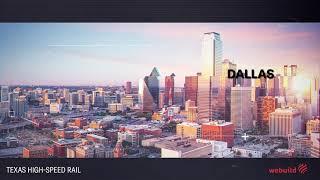 Webuild Texas High Speed Rail