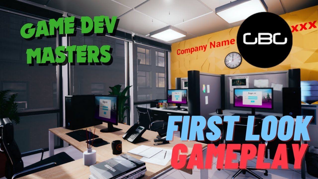 Download Let's Play - Game Dev Masters - First Look Gameplay