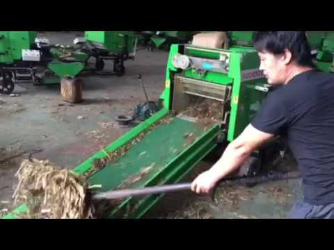 Crop Silage Baling and Wrapping Machine, Baler, Wrapper for Animal Forage