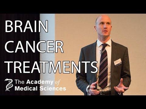 Novel cancer stem cells & glioma cell invasion - Dr Paul Brennan