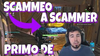 🤘🔥 SCAMEO to WILLYREX's PRIMO! 👻 Fortnite Save the World