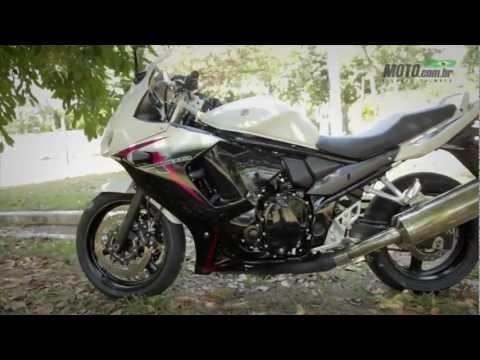 hqdefault - Vídeo: Teste Suzuki GSX 650F