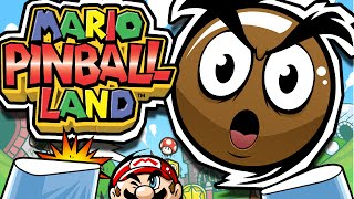 Mario Pinball Land - The Lonely Goomba