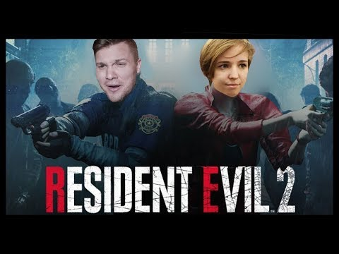 Resident Evil 2 | First Play Through | Kind Cute Girl Plays Horror Games