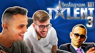 INSTAGRAM GOT TALENT 3 | EstoEsRuyman
