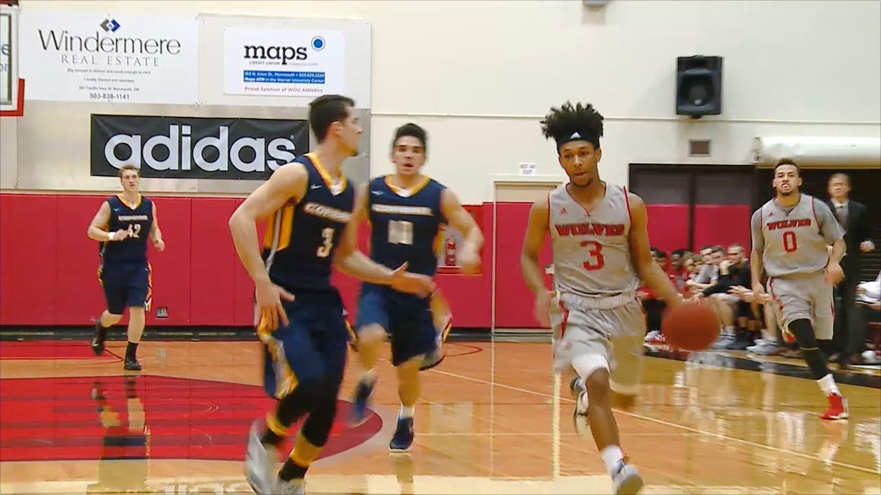Men's Basketball Highlights: vs Corban 12/11 - YouTube