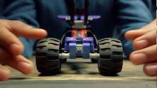 LEGO Technic - Гоночные машины 42010 & 42011 (минифильм)