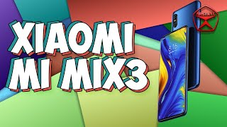 Xiaomi Mi Mix 3 опять лучше всех? Но он с косяками! Смотрите перед покупкой. / Арстайл /