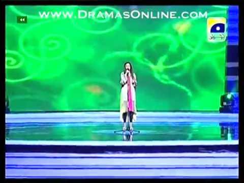Sana Zulifqar _Episode 25 _ Gala Round_ Full Song