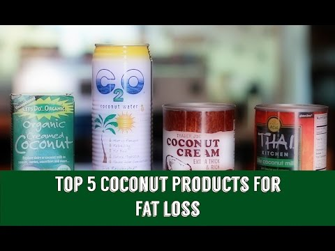 Top 5 Coconut Products to Use for Better Health   Thomas DeLauer