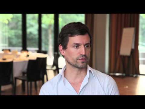 1st Global Table: Interview with Ole Scheeren, Architect, Buero Ole Scheeren, Beijing