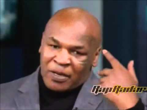 Mike Tyson & Evander Holyfiel On Oprah Talk About The Infamous Ear Biting Part 1