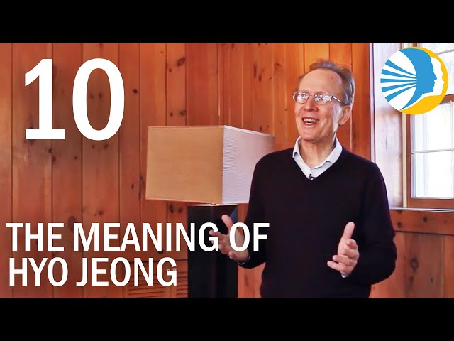 The Meaning of Hyo Jeong - Part 10 - The Passion For Parents