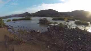 DJI Phantom Namibia Journey