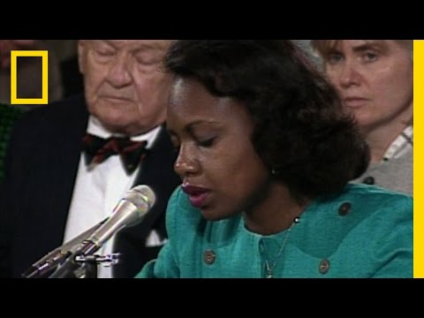 Clarence Thomas Hearing | National Geographic