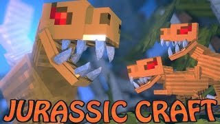 Como baixar e instalar mods no Minecraft: JurassicCraft - 1.7.10 (Atualizado 2020)