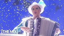Australian accordion star 'Hans' triumphs on America's Got Talent