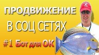Бот для Ok ru Лучший бот имитирущий человека на Одноклассниках