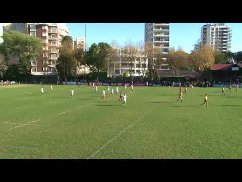 Fecha 6 del URBA TOP12   Belgrano Athletic Club vs  La Plata Rugby Club