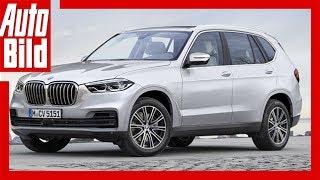 Zukunftsvision: BMW X5 (2018) Details
