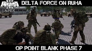 ArmA 3 Gameplay - Delta Force on Ruha - Op Point Blank phase 7