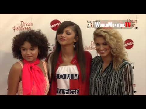 Zendaya, Rachel Crow, Tori Kelly Keep A Child Alive's 20th Annual Dream Halloween