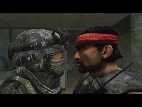 Modern Warfare VS Counter Strike