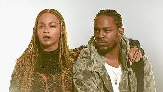 Beyonce & Kendrick Lamar Open 2016 BET Awards With Epic Surprise