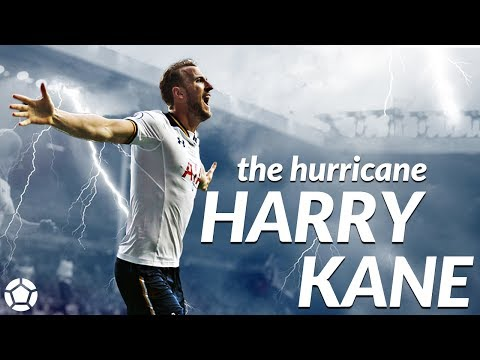 Harry Kane 🌩️ The Hurricane 🌩️ Goals x Skills ● 2017 ● 4K