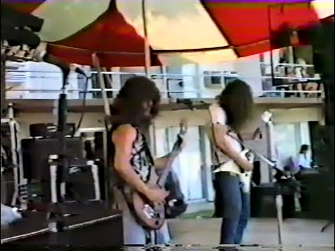 Hellwitch - Rock City, Tampa, FL 25 May 1986