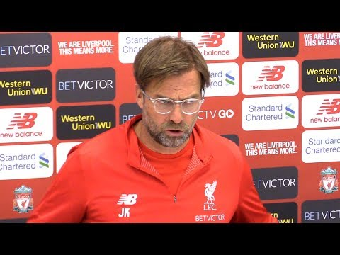 Jurgen Klopp Full Pre-Match Press Conference - Southampton v Liverpool - Premier League