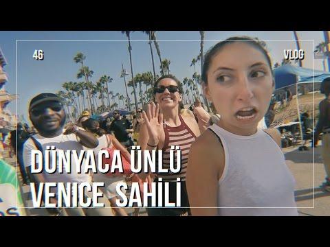 "Dünyaca Ünlü "" Venice Sahili"""