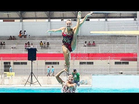 Синхронное плавание | Россия | Жуан-Песоа (Бразилия) 2016 | Показател. выступление