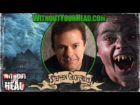 Stephen Geoffreys Evil Ed of Fright Night Without Your Head