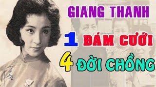 Giang Thanh, Vợ Yêu MAO TRẠCH ĐÔNG – Một Đám Cưới 4 Đời Chồng, Mao Trạch Đông Là Thứ 5
