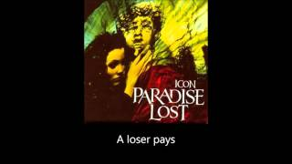 Paradise Lost - Shallow Seasons (Lyrics)