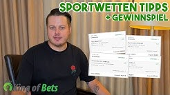 Sportwetten Tipp für heute 27.06.2020  + Gewinnspiel | King of Bets Wett Tipps