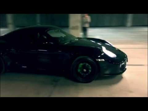 My Porsche Cayman 987 Drift underground parking stock engine