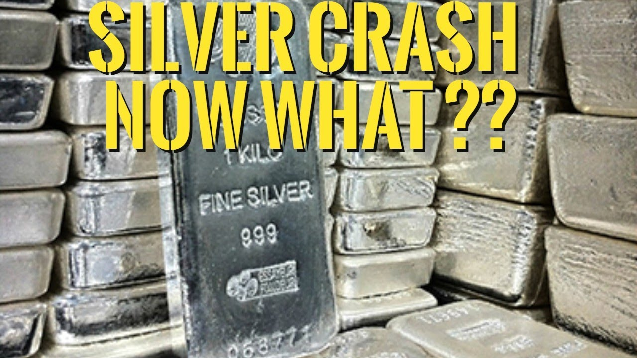 👉Silver Crashes 15% Now What ? with Expert John Lee The Silver Elephant !!
