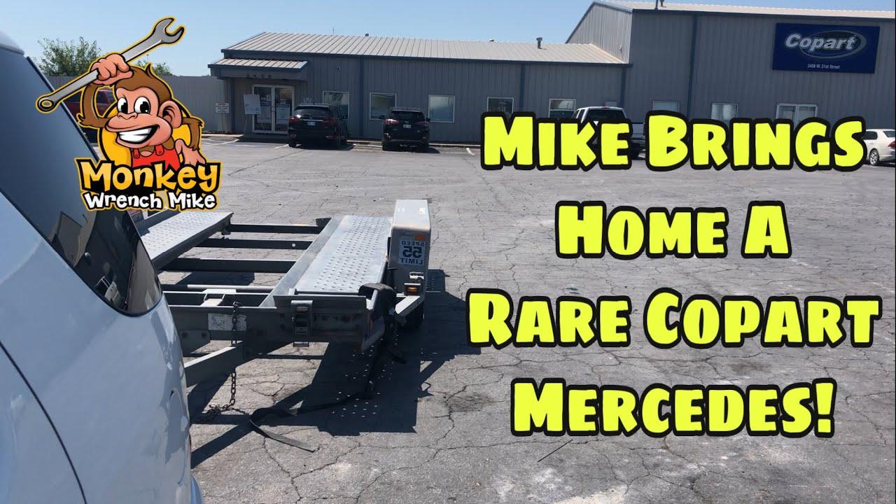 Mike's AMG Rebuild #1