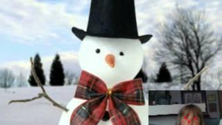Frosty the snow fucking retard