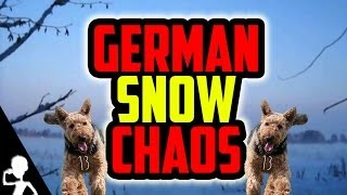 German Snow Chaos | Germanizing Retro Vlogs | 13